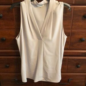 Calvin Klein short sleeve blouse.